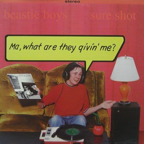Beastie Boys<br>Sure Shot